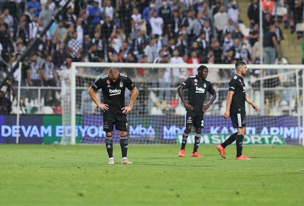 Beşiktaş, eksikleriyle Ajax karşısına çıkacak #1