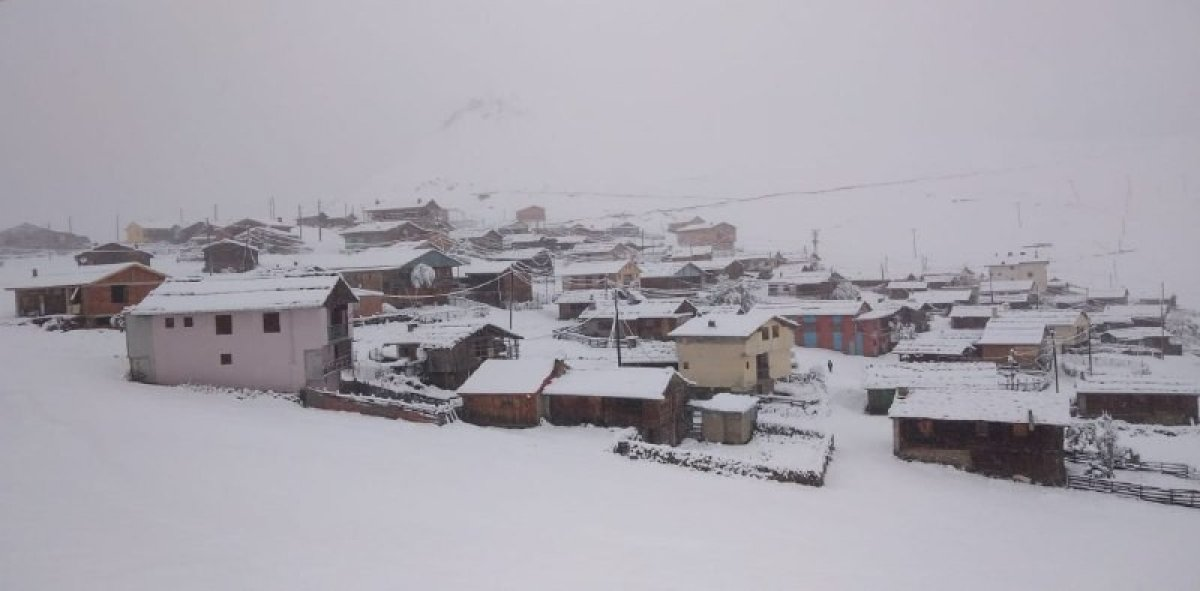 Bodrum'da deniz keyfi, Doğu'da kar kabusu #2