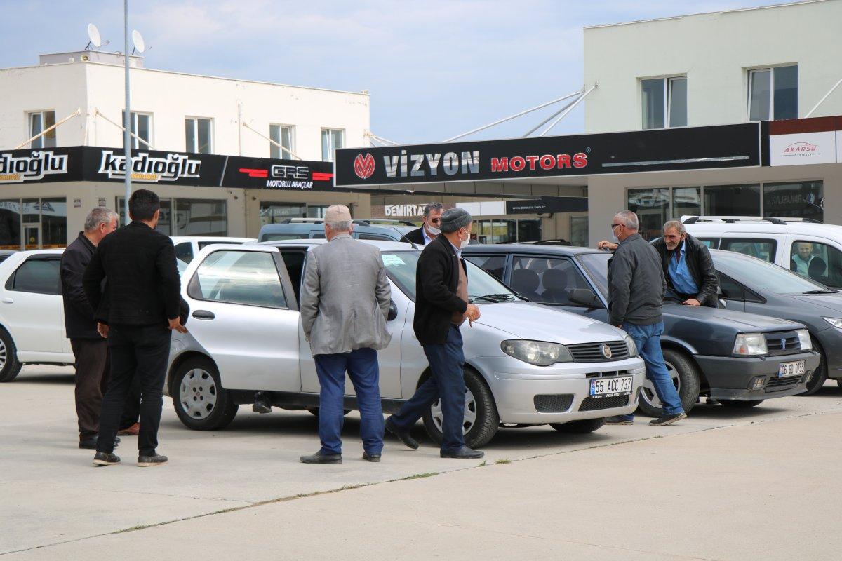 İkinci el otomobillerde fiyatlar 60 bin TL yi gördü #3