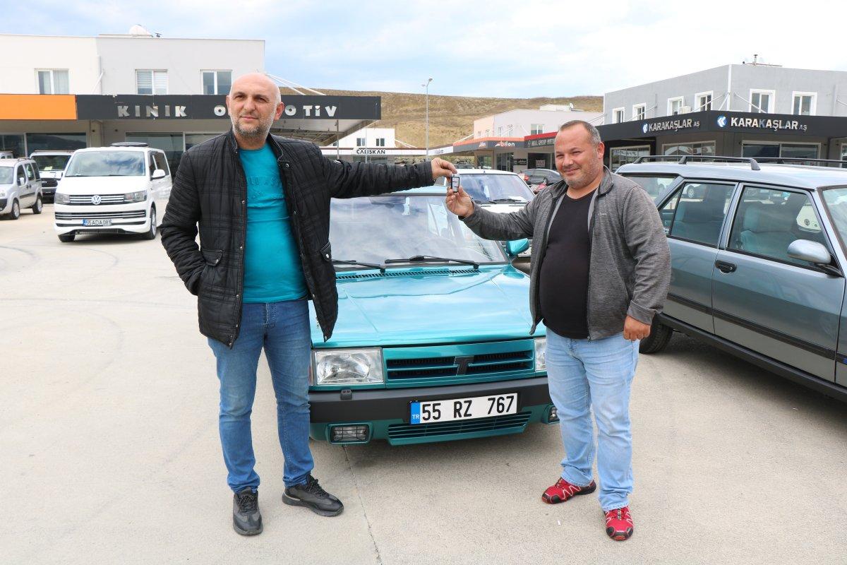 İkinci el otomobillerde fiyatlar 60 bin TL yi gördü #1