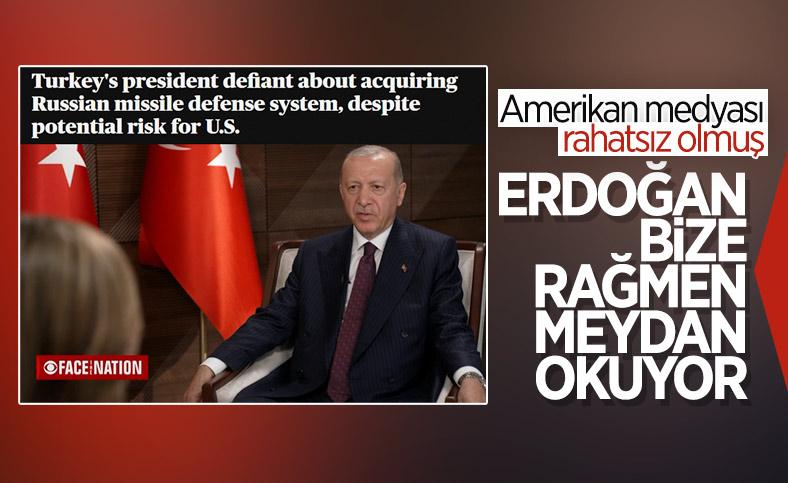 CBS News: Cumhurbaşkanı Erdoğan, S-400'lerde ABD'ye rağmen meydan okuyor