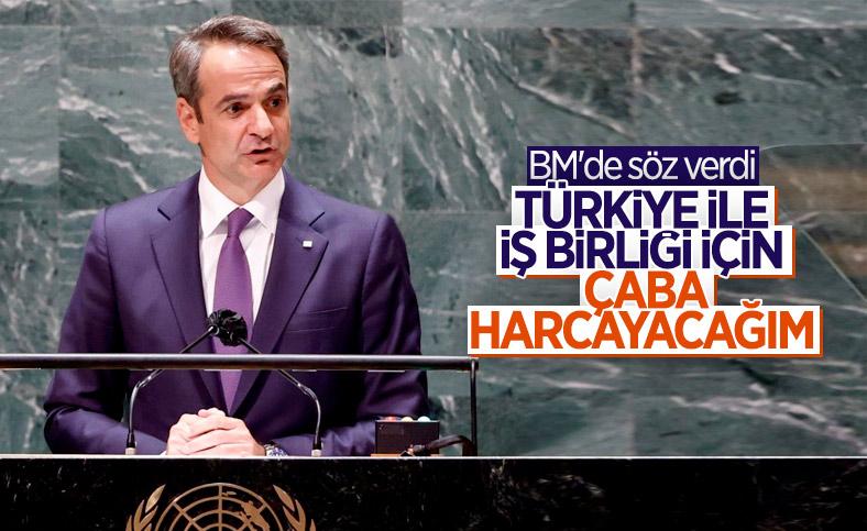 Kiryakos Miçotakis: Türkiye ile iş birliği arayışını sürdüreceğim