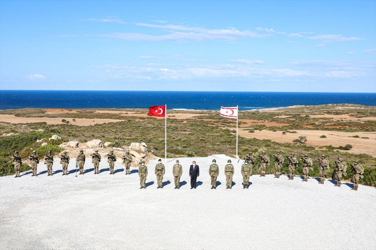 KKTC ile yapılan Akdeniz Fırtınası Tatbikatı tamamlandı  #3
