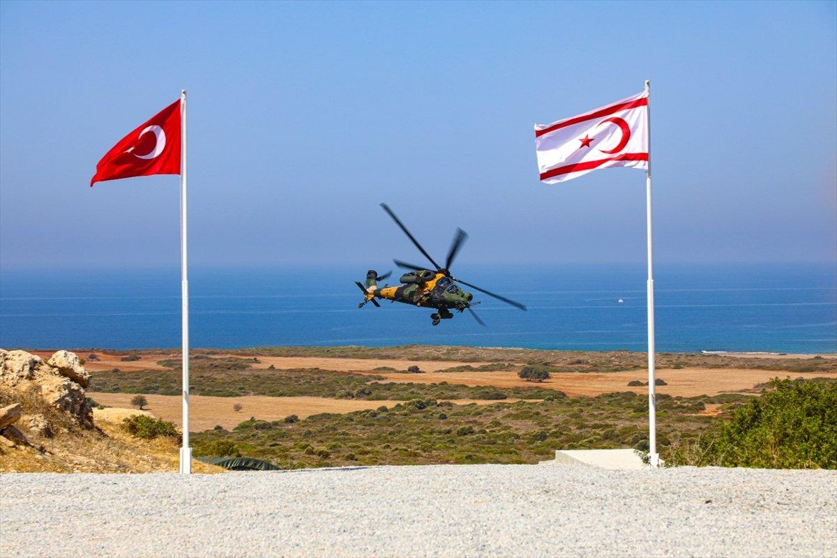 KKTC ile yapılan Akdeniz Fırtınası Tatbikatı tamamlandı  #7