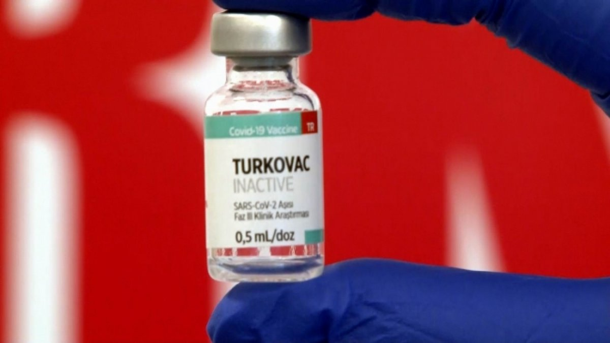 Kayseri de TURKOVAC aşısı için gönüllü olun çağrısı yapıldı #2