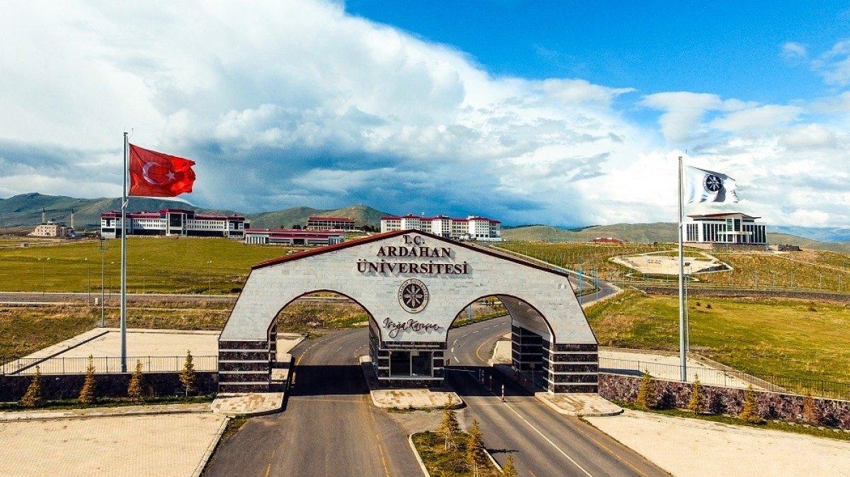 Ardahan Üniversitesi ne bu yıl 204 öğrenci yerleşti #1