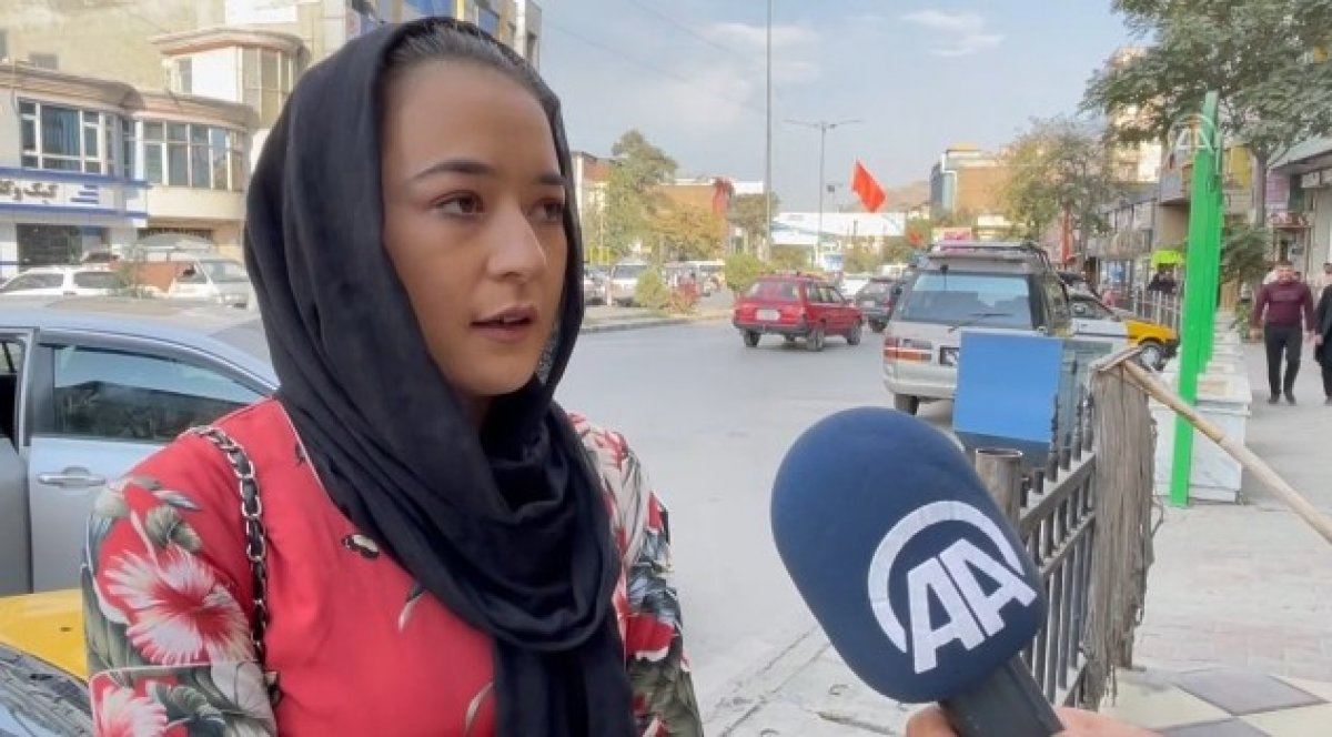 Afgan kadınların Taliban a bakışları soruldu #4