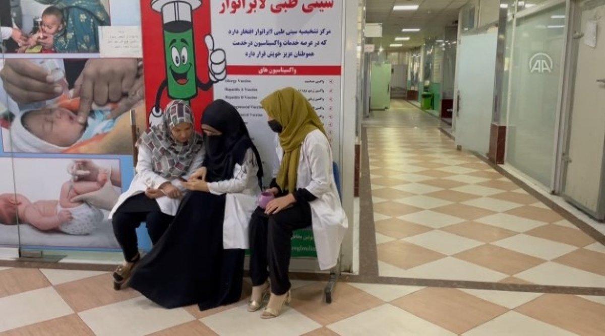 Afgan kadınların Taliban a bakışları soruldu #2