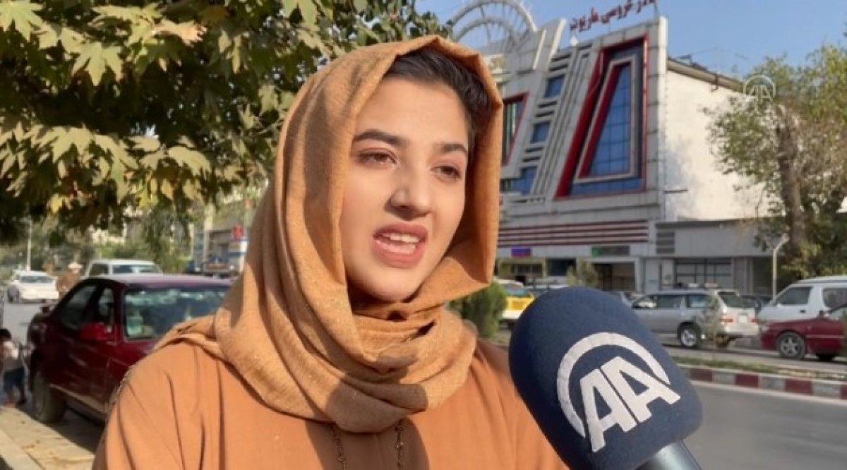 Afgan kadınların Taliban a bakışları soruldu #6