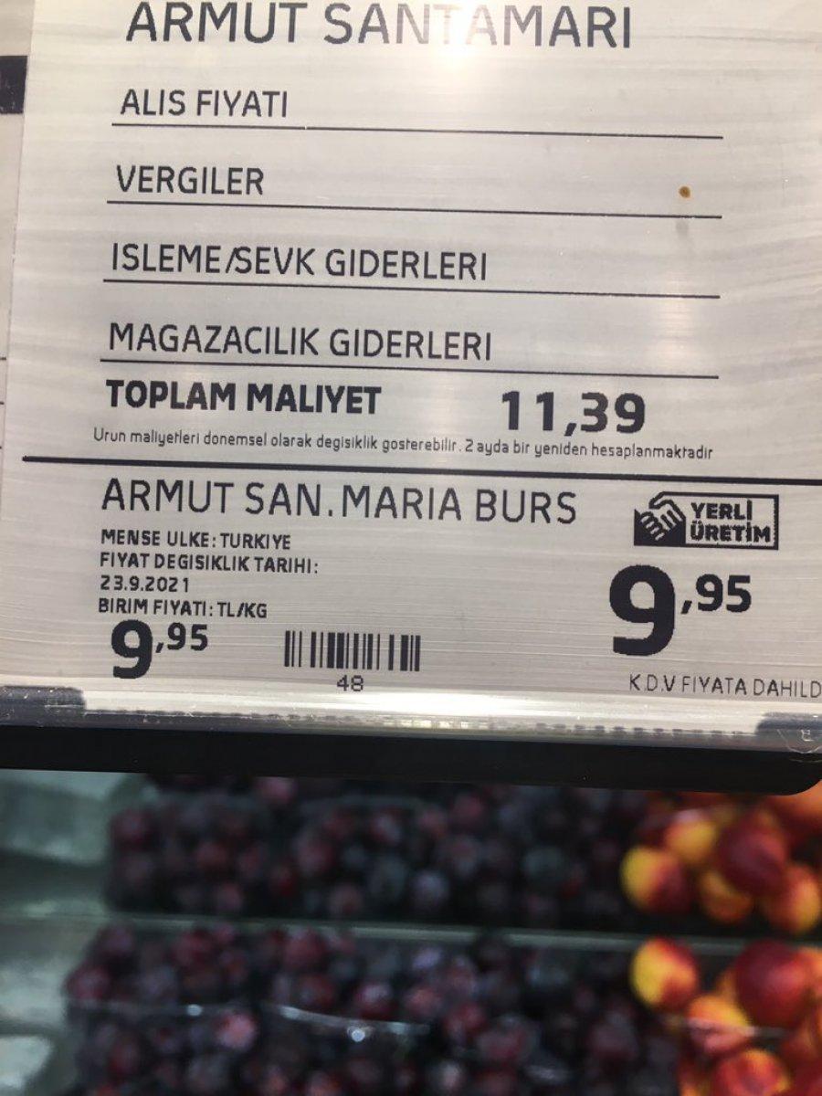 Zincir marketlerde sebzeler toplam maliyetin altına satılıyor iddiası  #2