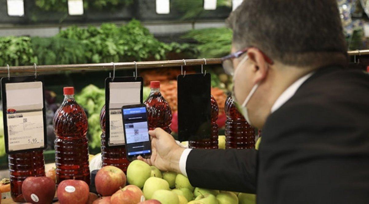 Fahiş fiyatlarla mücadelede  dijital takip  sistemi yolda #1