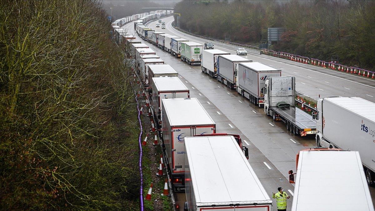 İngiltere de 5 bin şoför alınacak #1