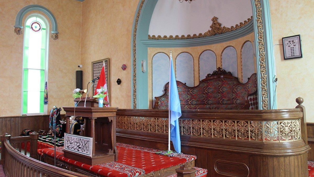 Kanada da 148 yıllık kilise camiye çevrildi  #3