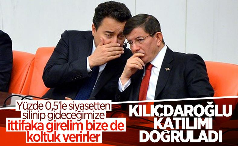 Kemal Kılıçdaroğlu, Millet İttifakı'na katılım bekliyor