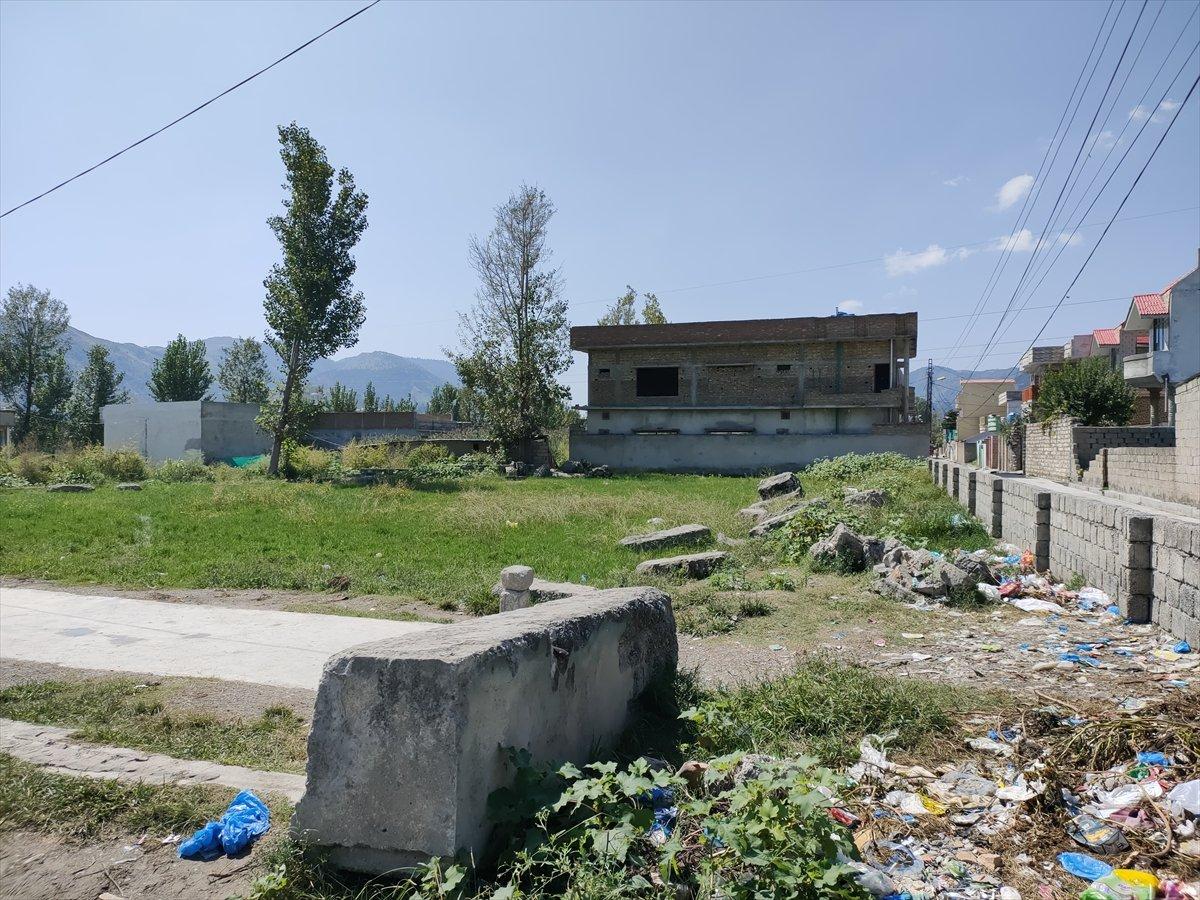 Bin Ladin in öldürüldüğü ev atıl vaziyette #5