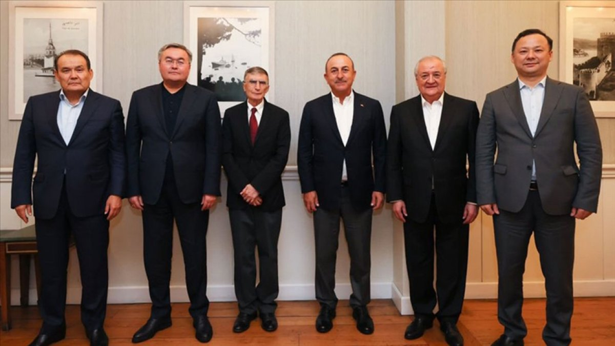 Aziz Sancar, Türk Konseyi dışişleri bakanlarının onur konuğu oldu #1
