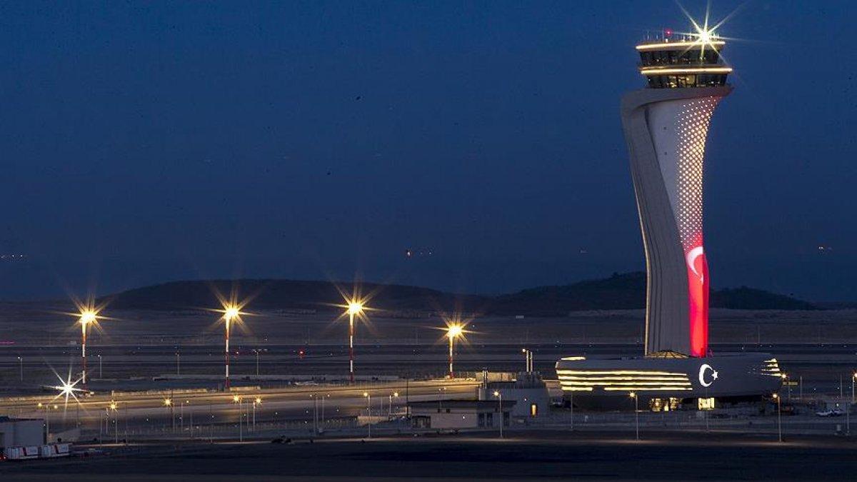 Avrupa nın en yoğun havalimanı sıralamasında İstanbul Havalimanı birinci #2
