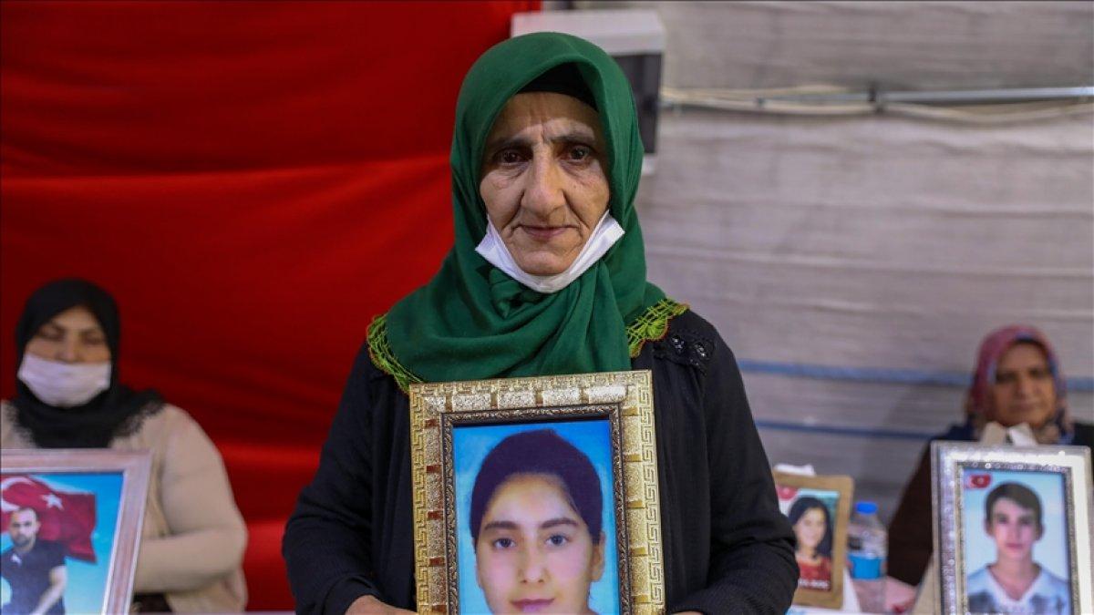 Diyarbakır annesi Koç: 8 sene boyunca evimde taziye var, her gün ağlamak var #1