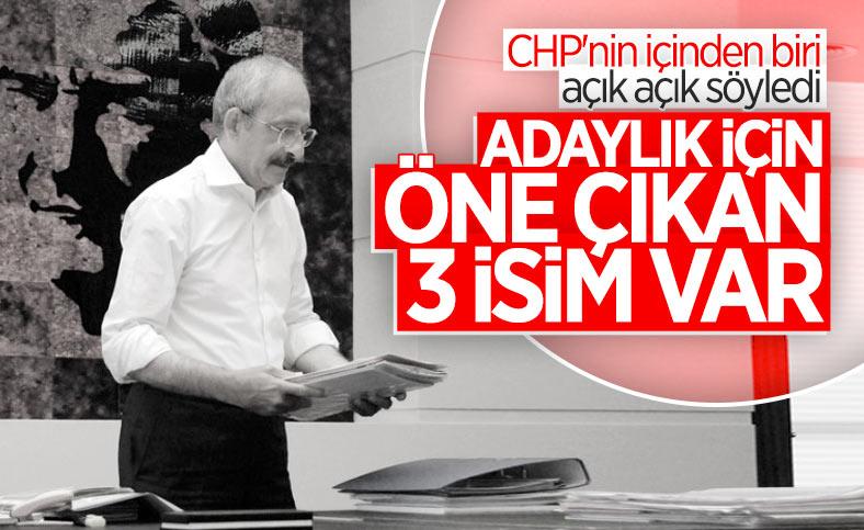 Gürsel Tekin: Cumhurbaşkanı adayı CHP içinden olacaktır