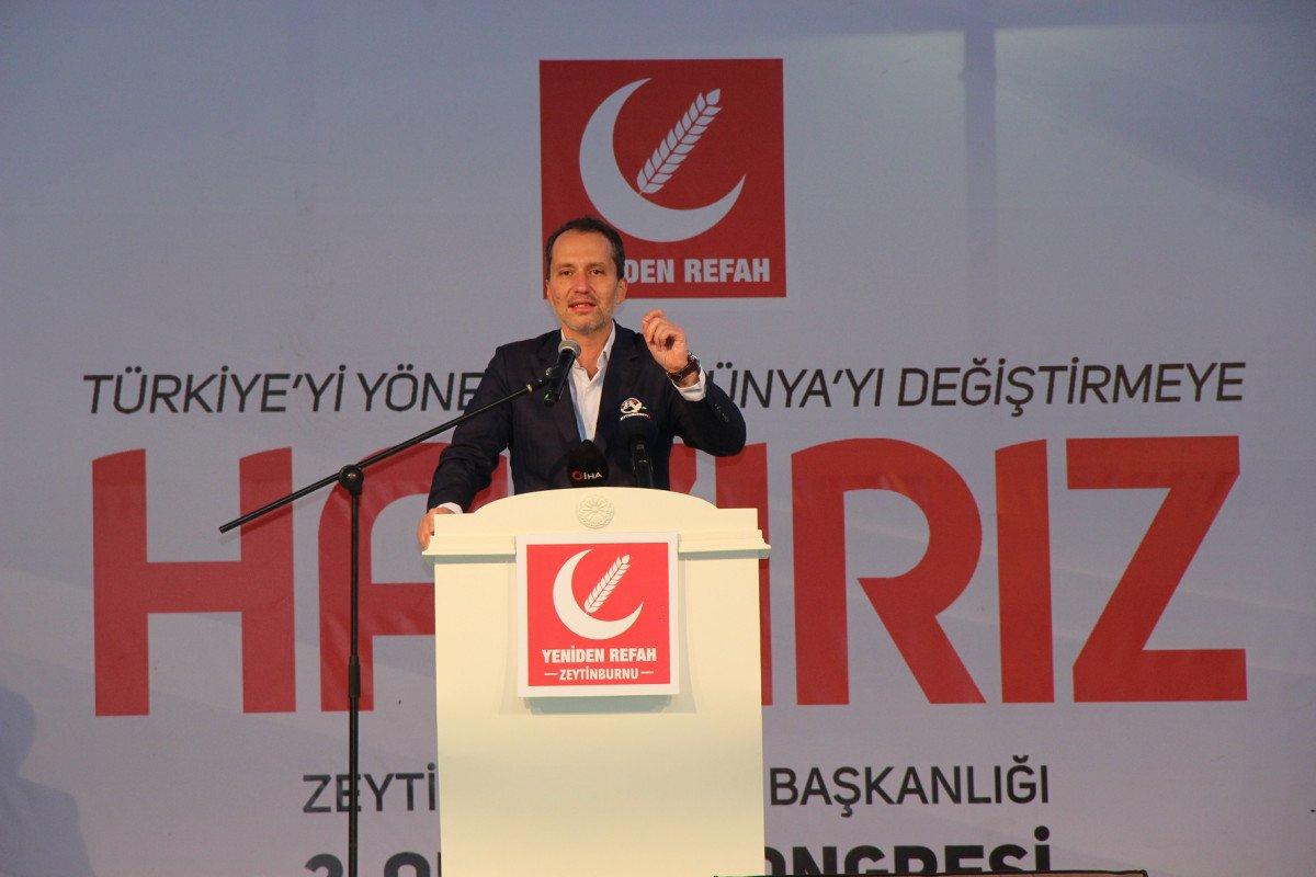 Fatih Erbakan'dan emekli, memur ve işçilere yüzde 70 zam sözü  #1