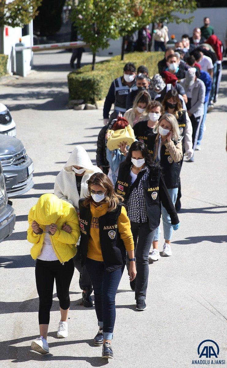Eskişehir merkezli 6 ilde fuhuş operasyonu yapıldı #2