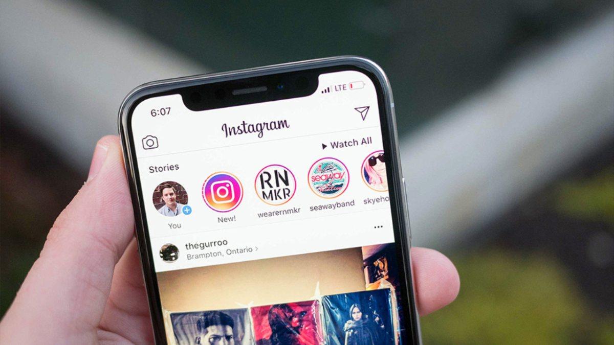 Instagram, iPhonelardaki ses sorununu giderdi