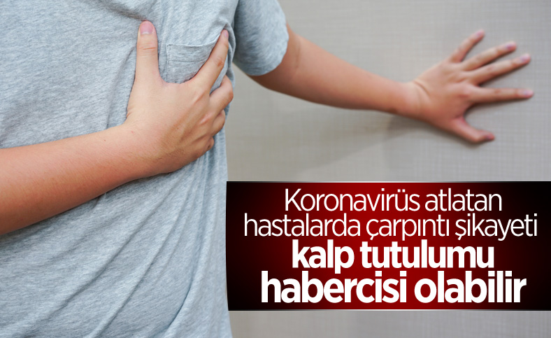 Koronavirüs sonrası oluşan kalp tutulumuna dikkat