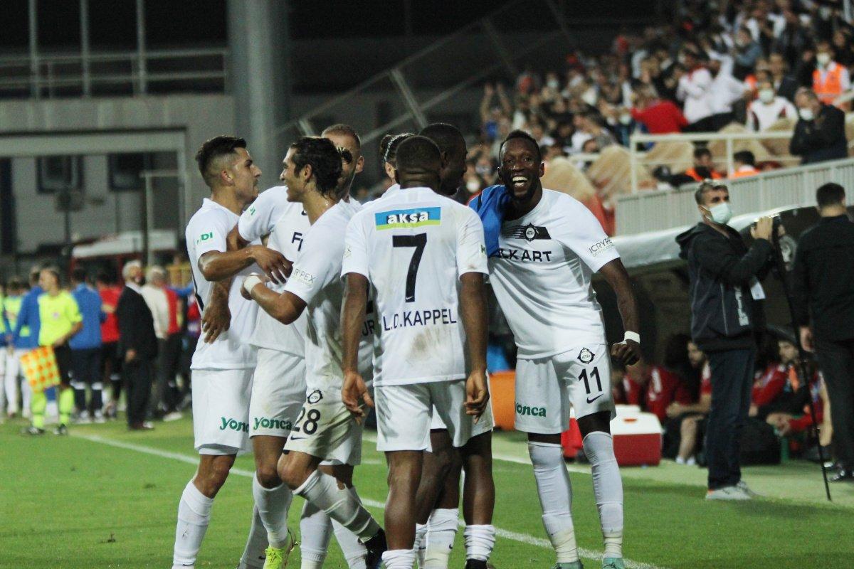 Leandro Kappel, Beşiktaşlıları kızdıracak #3
