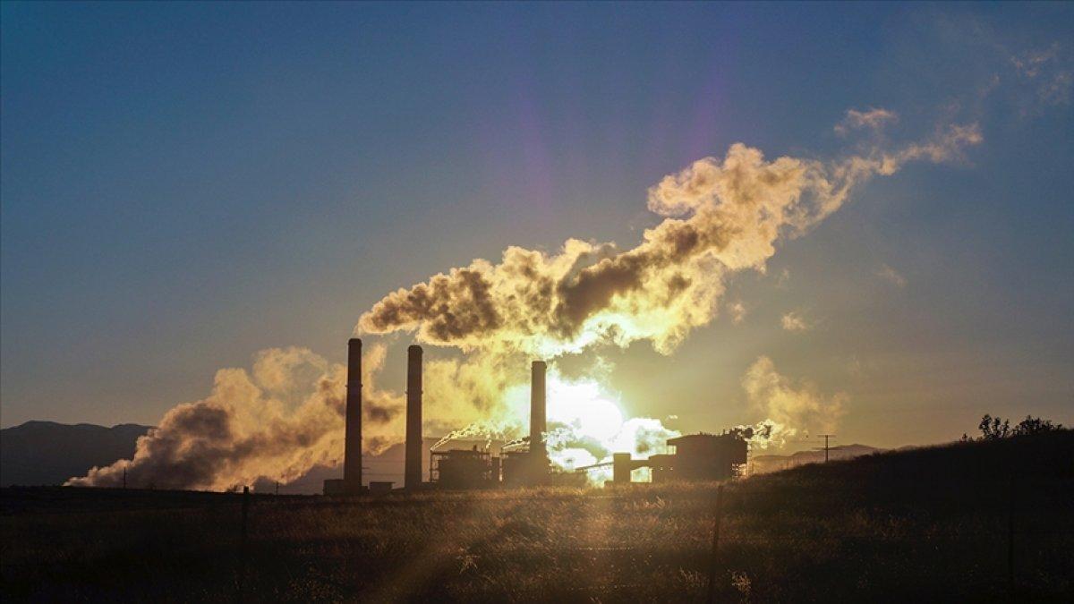 Türkiye nin küresel emisyonlardaki payı yüzde 1 #1