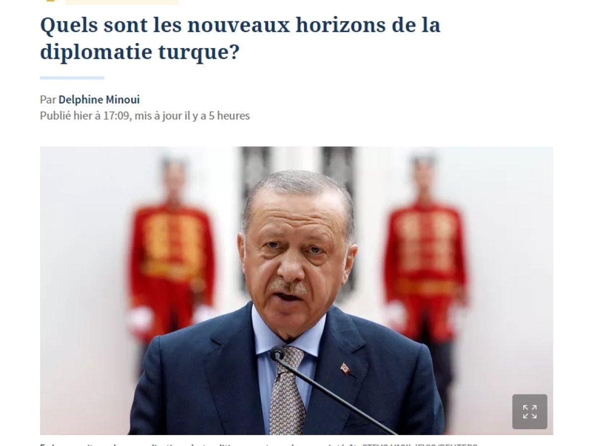 Fransız Le Figaro dan Türkiye için dış politika analizi #4