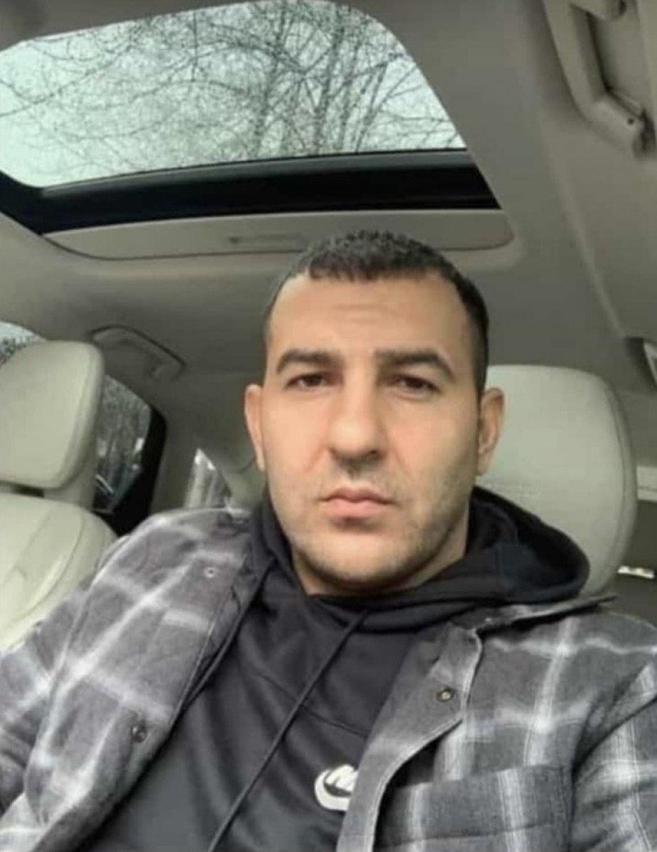 Eski futbolcu Sezer Öztürk dehşet saçtı: 1 ölü, 4 yaralı #4