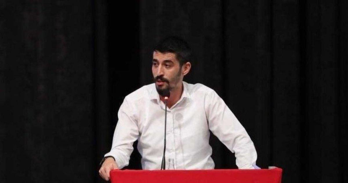 CHP Denizli Gençlik Kolları Başkanı Tugay Odabaşıoğlu, gözaltına alındı #1