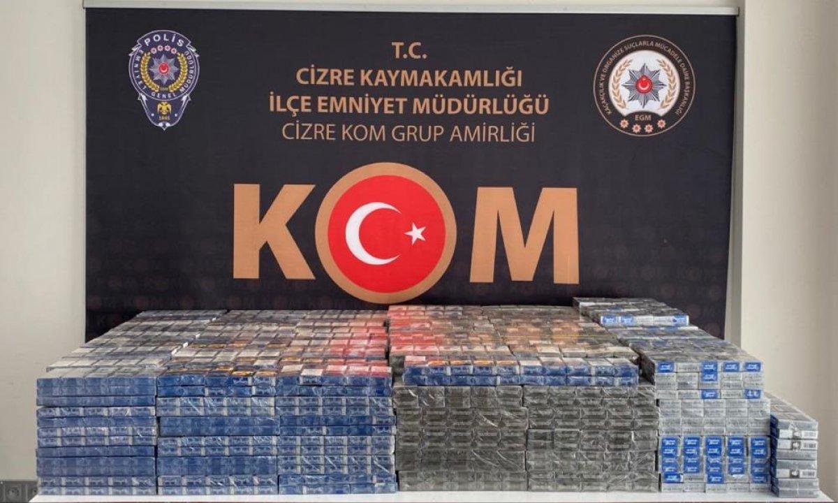 Şırnak  ta terörün finans kaynağına operasyon düzenlendi: 52 gözaltı #4