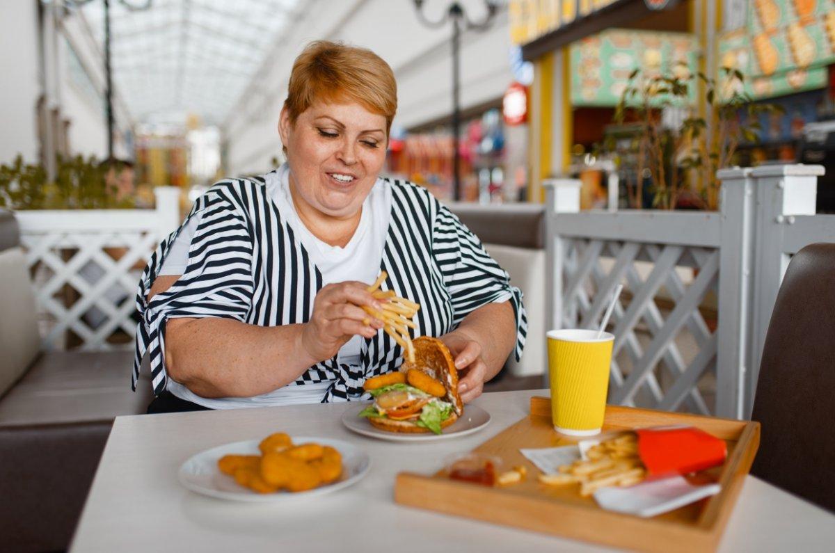 Yüksek yağlı diyetler biyolojik saatinizi değiştirebilir #2