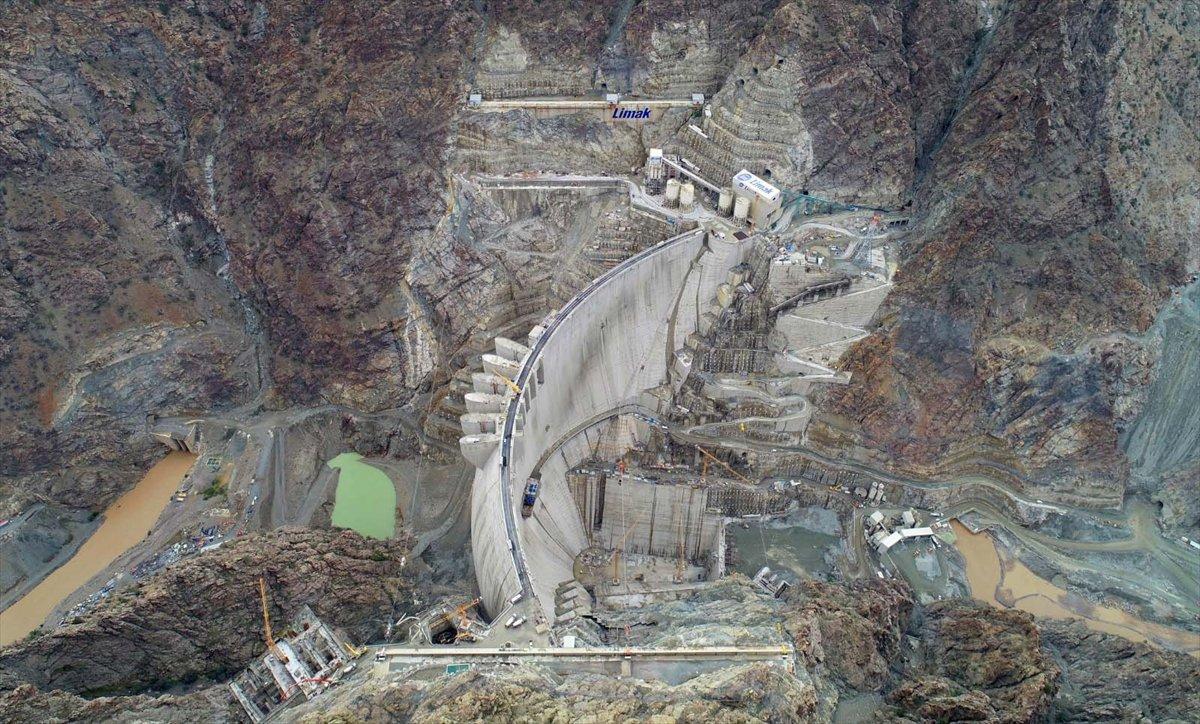 Yusufeli Barajı nda sona doğru #5
