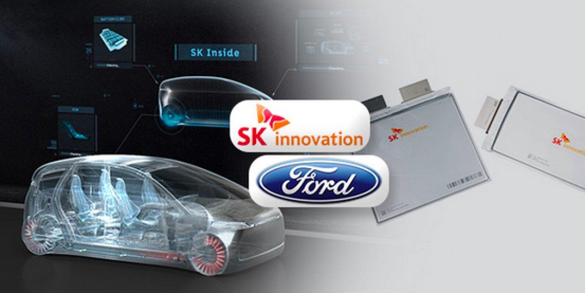 Ford ve SK Innovation dan tarihi yatırım #2