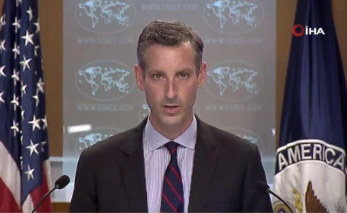 ABD Dışişleri Bakanlığı Sözcüsü Price, Kovid-19 a yakalandı #1