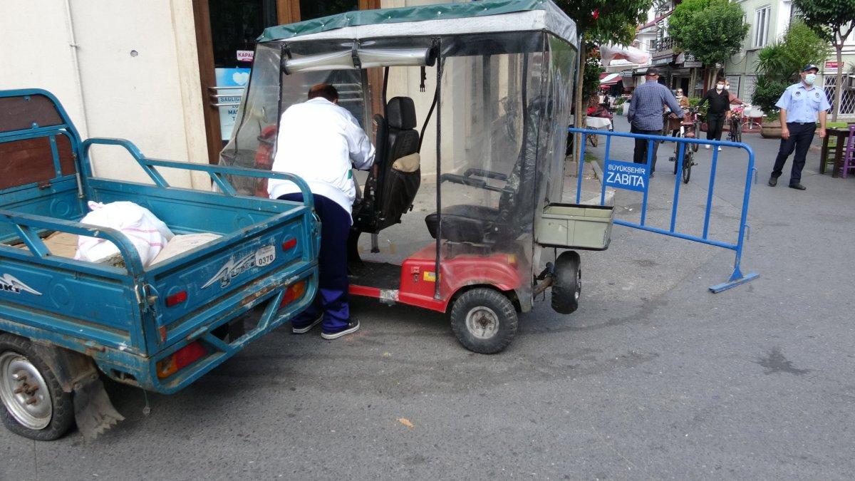 Ada sakinlerinden elektrikli araçların kaldırılması kararına tepki #4