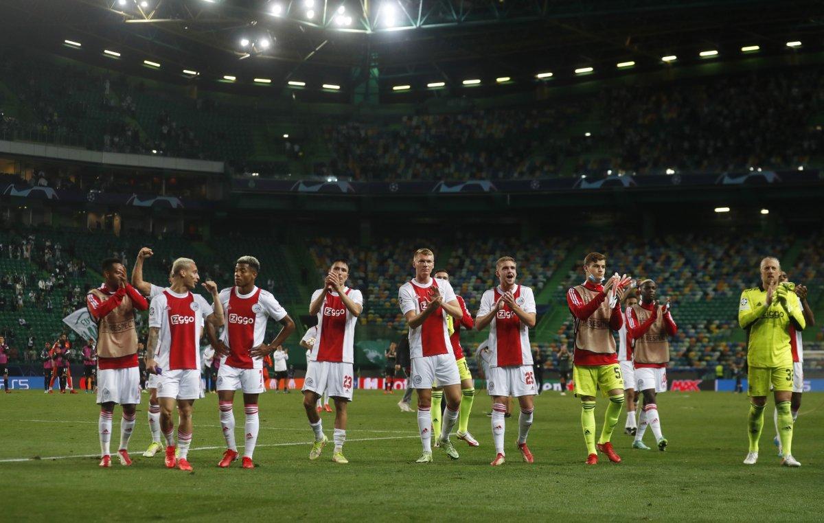 Ajax - Beşiktaş maçının muhtemel 11 leri #2