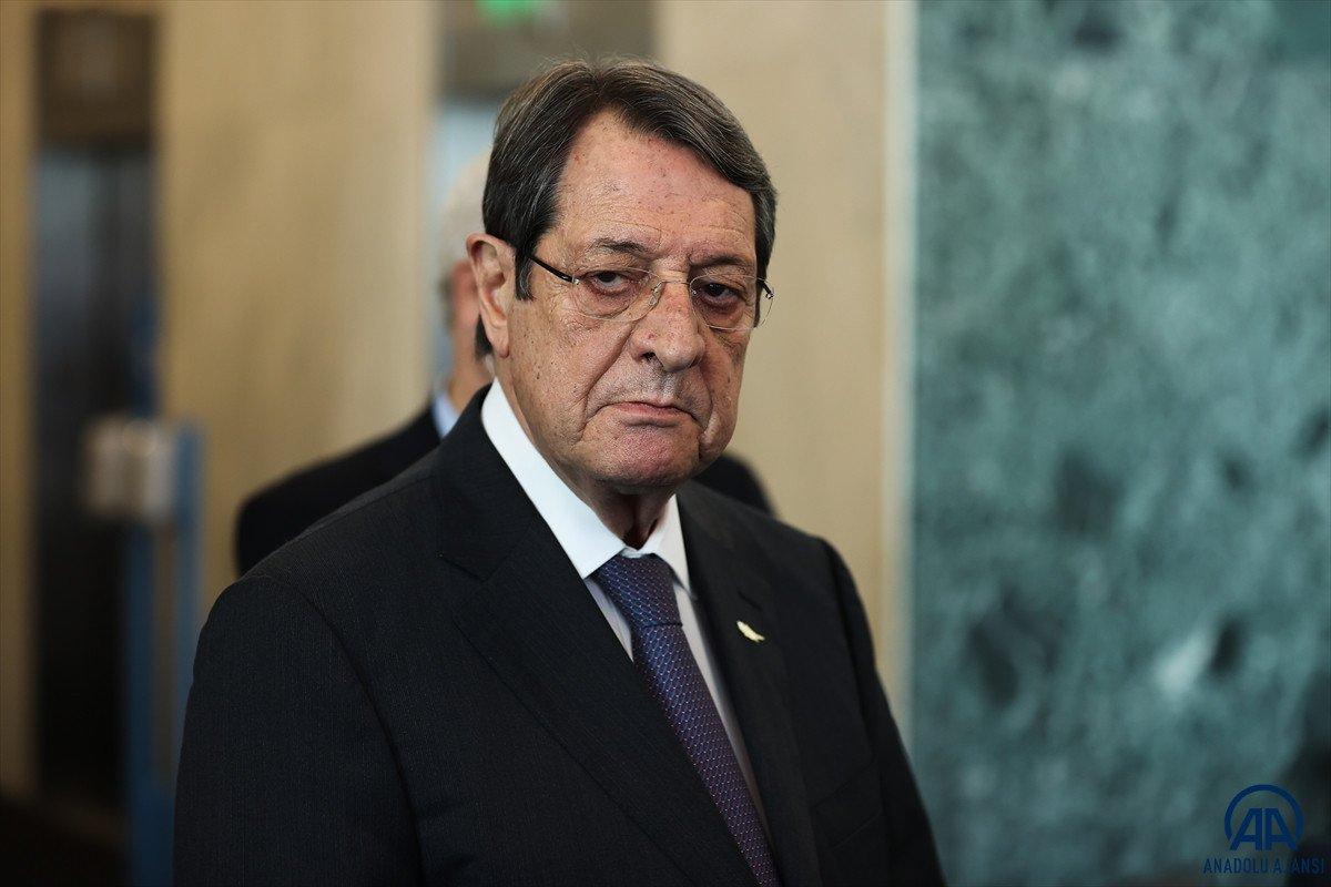 Anastasiadis ve Tatar dan Kıbrıs ta iki devletli çözüm açıklamaları #13