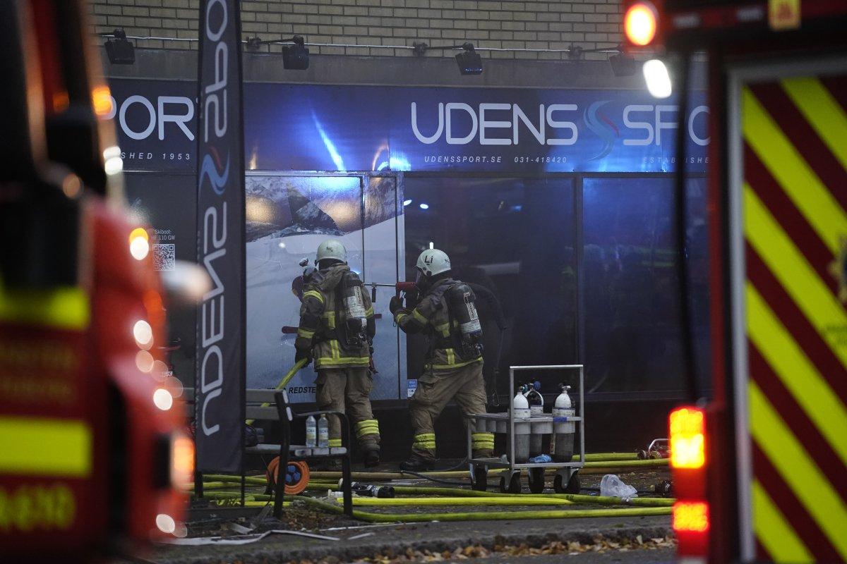 İsveç te bir apartmanda patlama: 25 yaralı #4