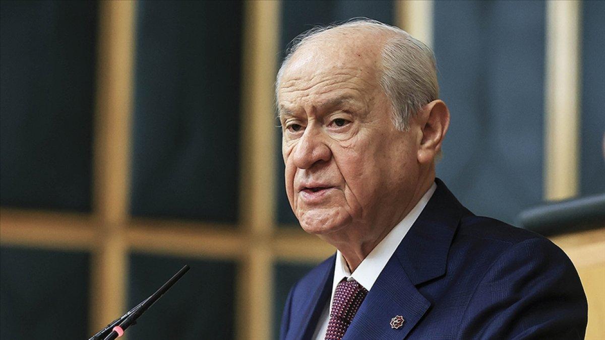 Devlet Bahçeli: Türkiye - ABD ilişkileri çetin bir yol ayrımındadır #2