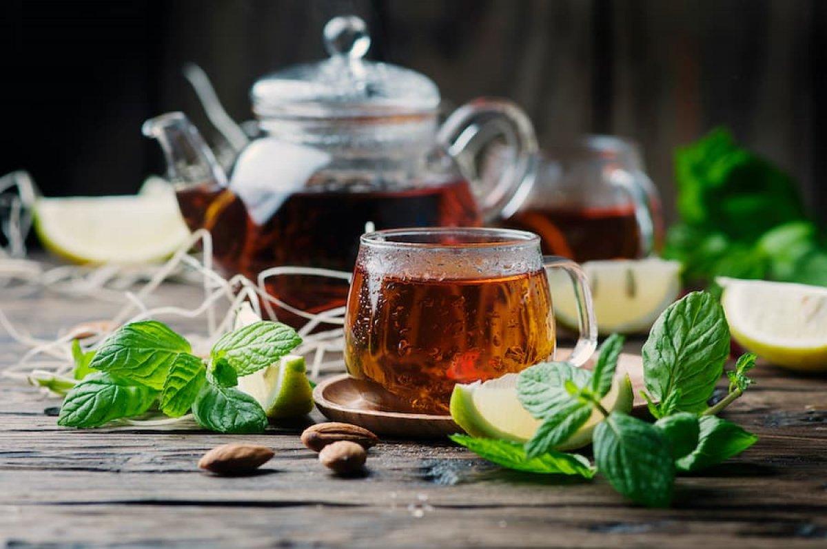 Çaykoliklere: Çayınızı zenginleştirecek 6 lezzet #4