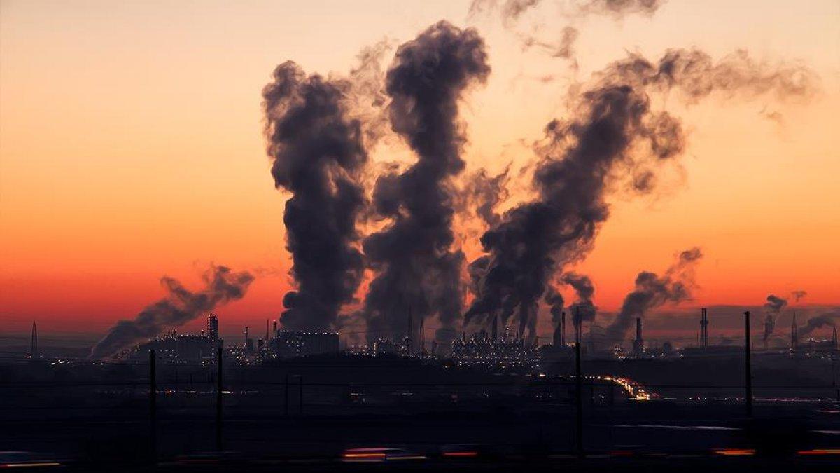 Dünyayı en çok kirleten ülkeler listesinde Çin, 1 inci sırada #1