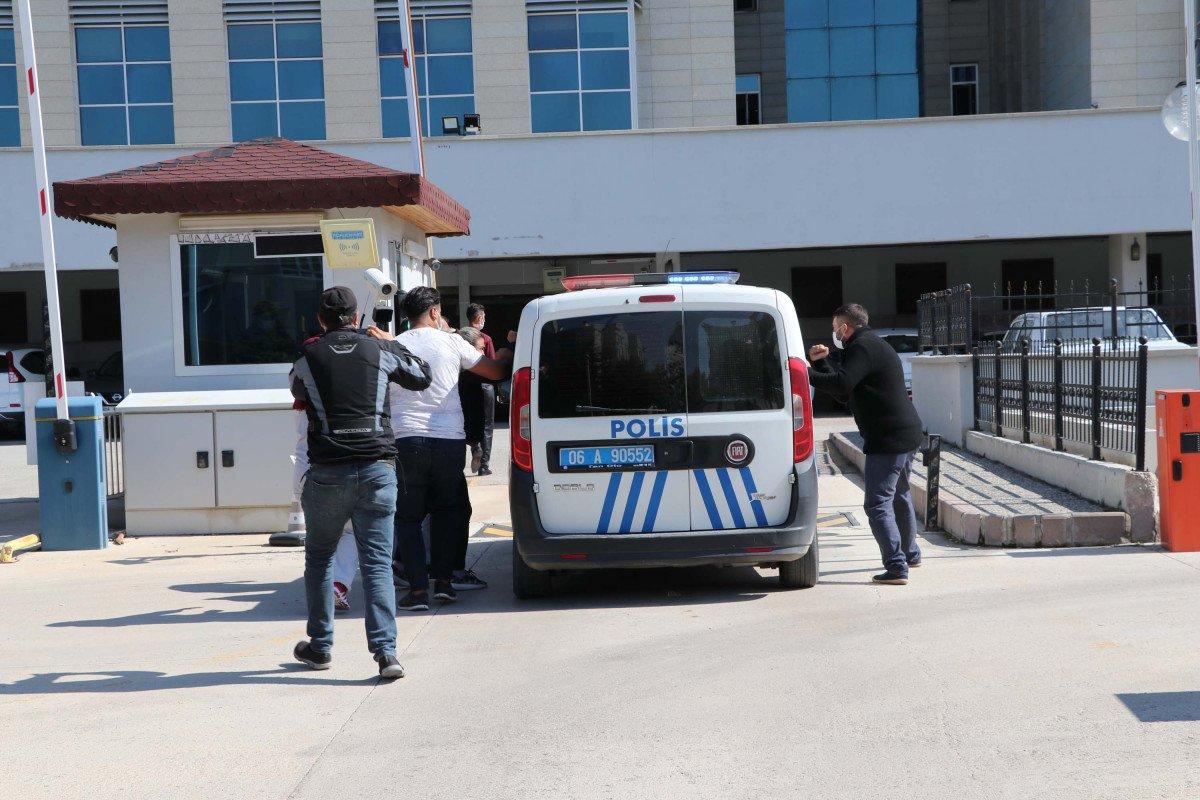 Ankara'da, 2 kız çocuğunu darbedip cinsel istismarda bulundular  #3