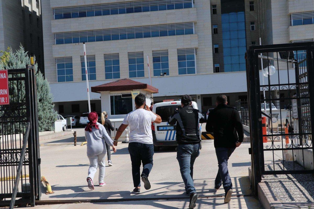 Ankara'da, 2 kız çocuğunu darbedip cinsel istismarda bulundular  #1
