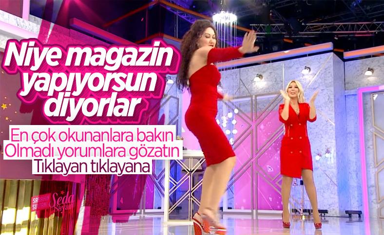 Sabahın Sultanı Seda Sayan'da, doktorun dansı beğeni topladı