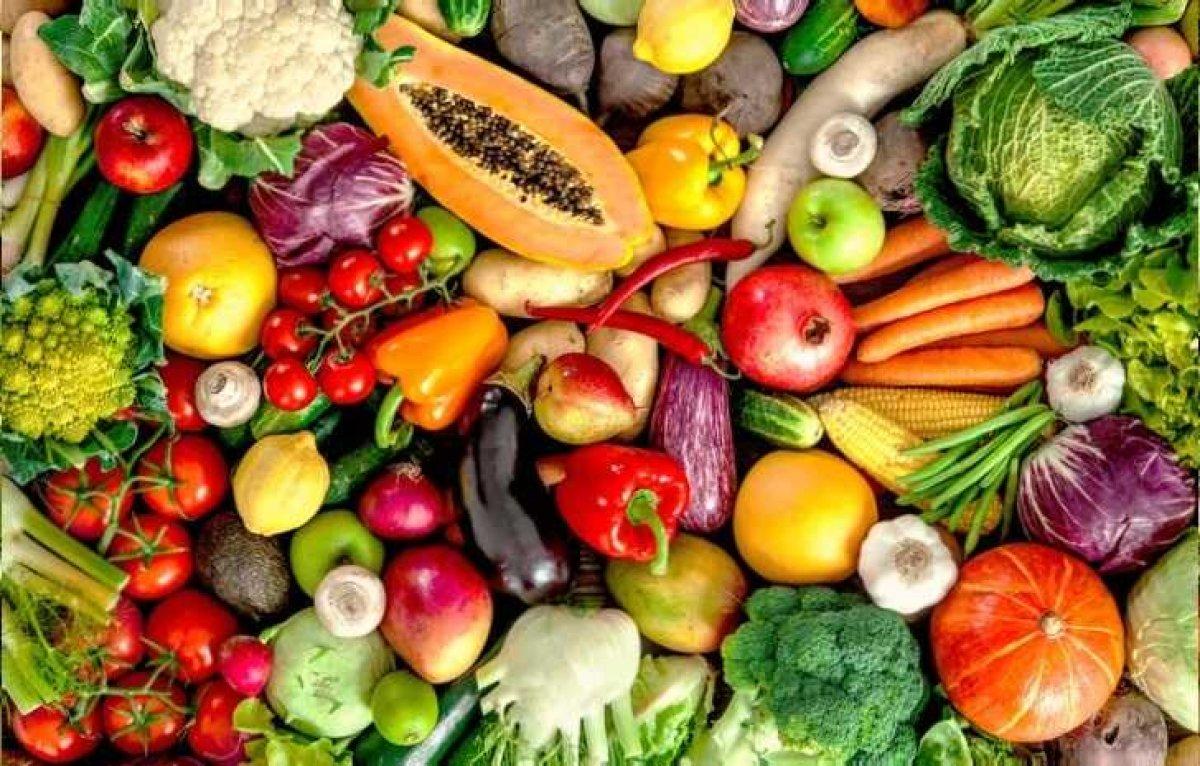 İntoleransım var  diyenlere: Glutensiz meyve ve sebzeler listesi #1