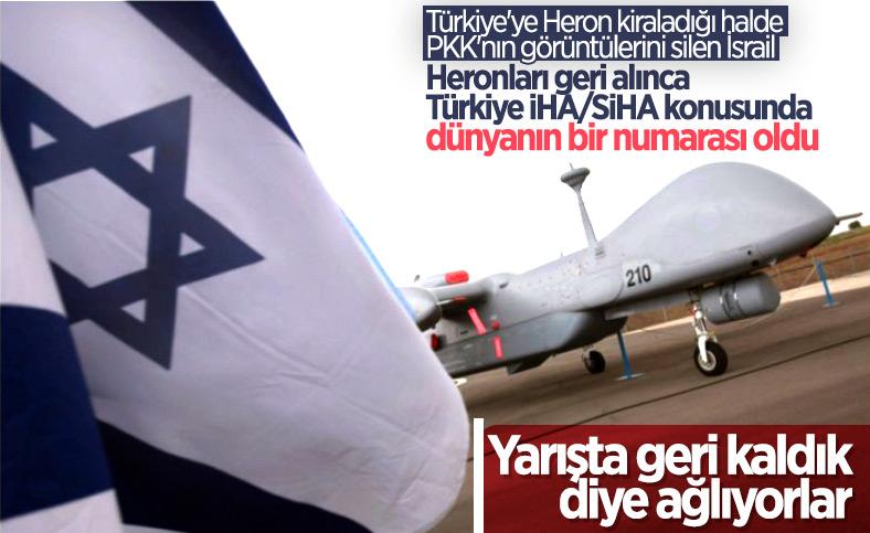 İsrail Türk SİHA'larına artan talepten endişeli