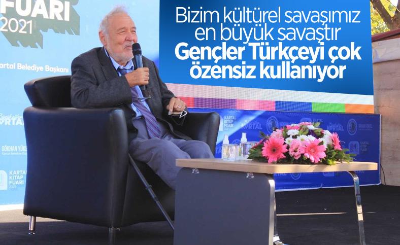 İlber Ortaylı: Türkiye'nin en büyük savaşı kültür savaşıdır